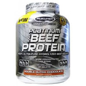 Muscletech Platinum Beef iso Protein 1,8 kg