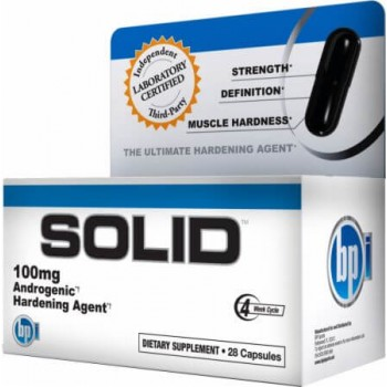 BPI Solid 30 caps