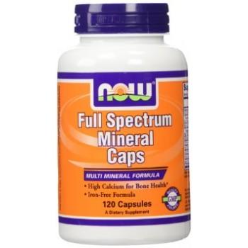 Now Full Spectrum Mineral 120 caps