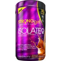 StrongGirl Isolate 900g