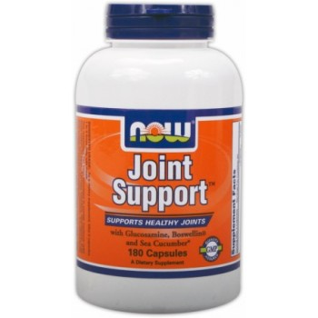 Now Joint Support with Glucosamine, Boswellin and Sea Cucumber 90 caps