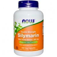 Now Silymarin 2x 300 mg 100 caps