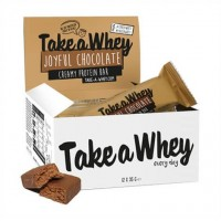 Take a Whey Protein Bar 12 bc