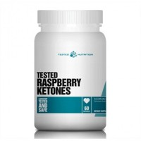 Tested Raspberry Ketones 60 caps