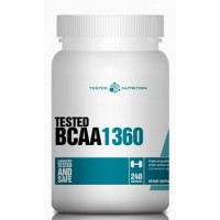 Tested Nutrition BCAA 1360 240cps