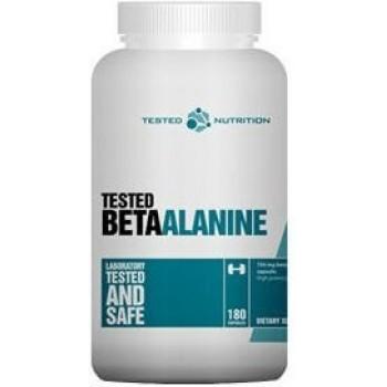 Tested Nutrition Beta-Alanine 180 caps