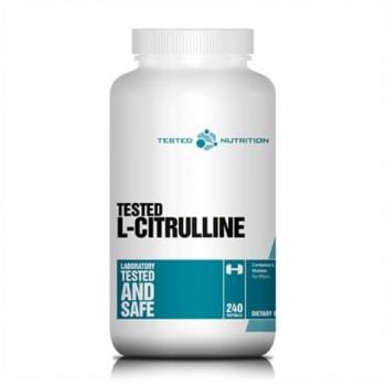 Tested L-Citrulline 240 caps