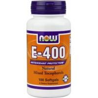 Now Vit E-400