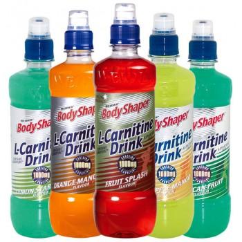 Weider L- Carnitine liquid 12 x 500 ml bc