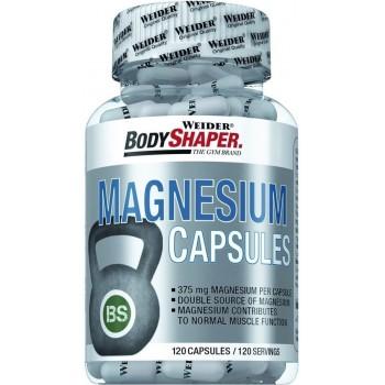 Weider Magnesium 120 caps