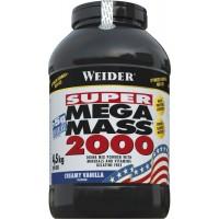 Weider Mega Mass 2000 4,5 kg