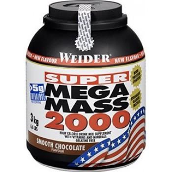Weider Super Mega Mass 2000 3 kg