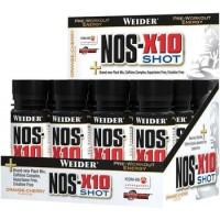 Weider Nos-X10 Shot 12bc