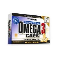 Weider Omega 3 60 caps